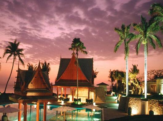 Chiva-Som : Thailand