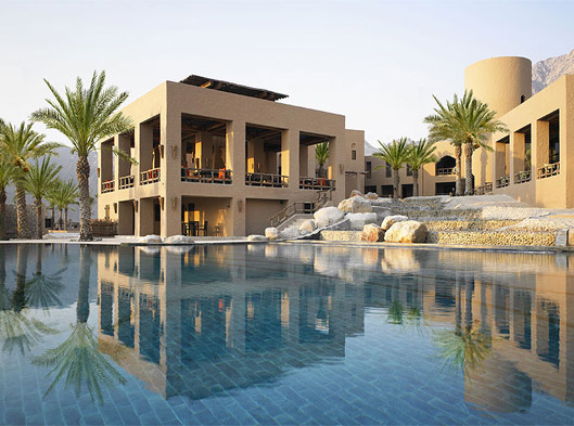 Six Senses Hideaway Zighy Bay, Oman