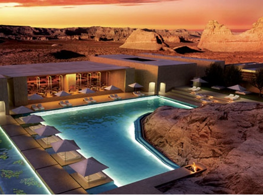 amangiri resort utah