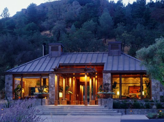 Calistoga Ranch Resort: California