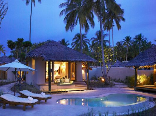 Six Senses Spa at Evason Phuket Resort: Thailand