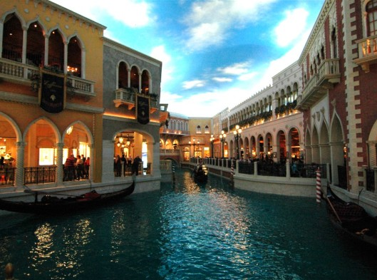 The Venetian: Las Vegas
