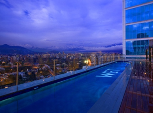 W Hotel: Santiago, Chile