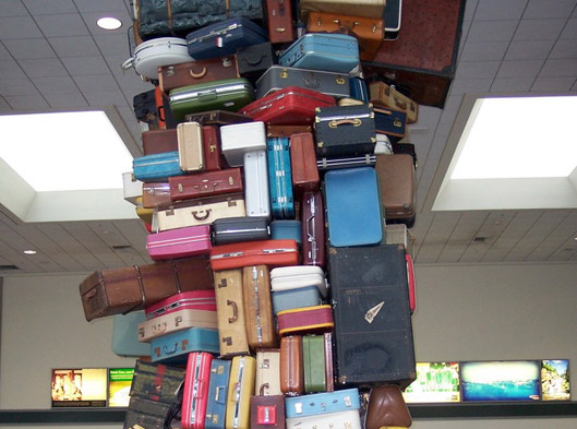 Luggage Shipping Services:  Solving the Lost Luggage