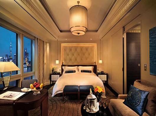 Peninsula room Shanghai