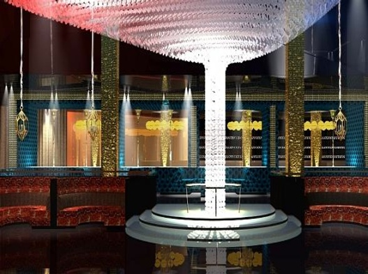 Hard Rock Hotel opens Vanity Nightclub; Diddy Hosts Grand Opening Jan. 2