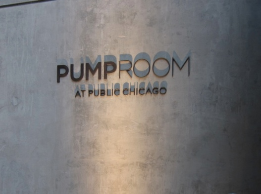 Inside The (New) Pump Room Chicago