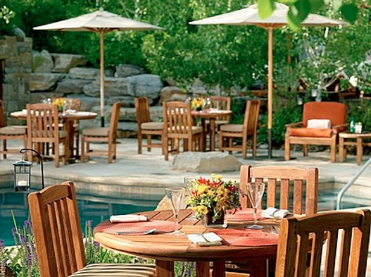 Genuine access four seasons jackson hole for Four seasons jackson hole restaurant