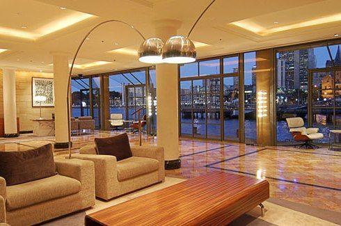 Genuine access the park hyatt hotel in sydney for Hotel park hyatt sydney