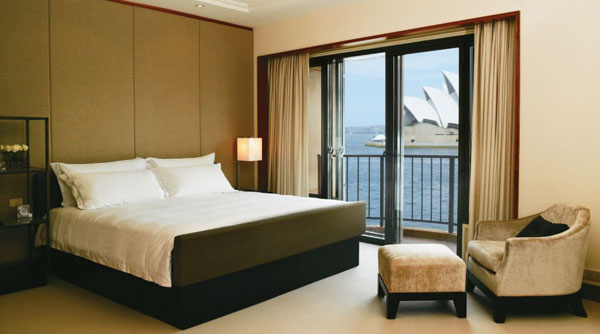 Genuine Access The Park Hyatt Hotel In Sydney