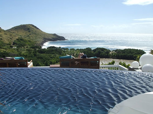 Hotel Le Toiny : St. Barth's