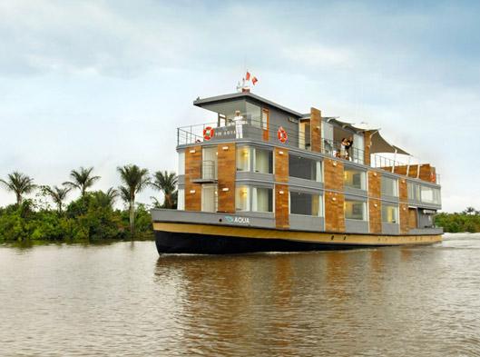 Aqua Expeditions - Amazon River, Peru