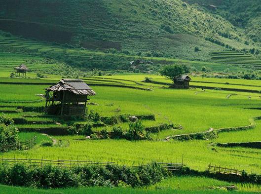 Trails of Indochina