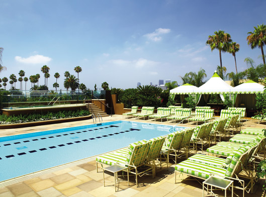 The Four Seasons at Beverly Hills