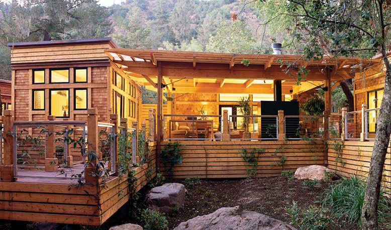Calistoga Ranch Suite
