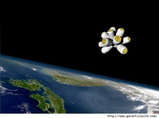 Space Hotel To Open In 2012