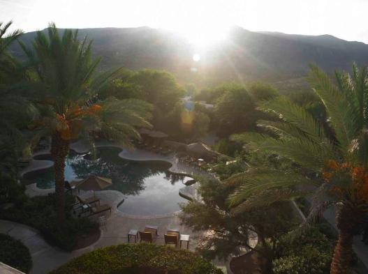Miraval Arizona Resort and Spa:  Tucson, Arizona