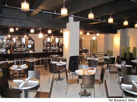 Roosevelt Hotel Opens Vander Bar