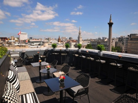 Rare View Rooftop at Fashion 26 is Now Open