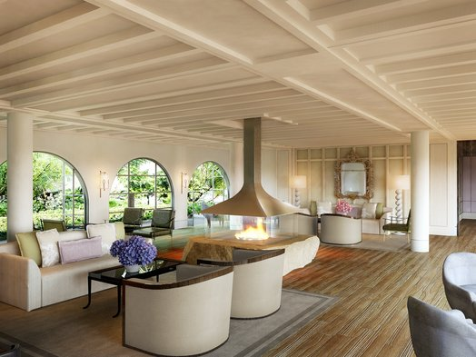 The Rebirth of the Hotel Bel-Air